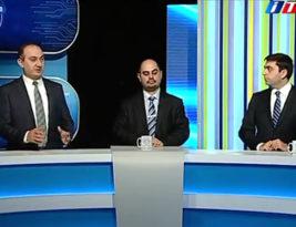 """İctimai Televiziyanın """"Elektron hökumət"""" verilişinin 12 mart 2018-ci il tarixli buraxılışı"""