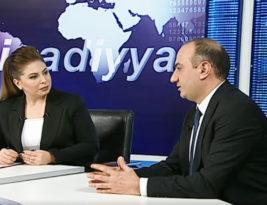"İctimai Televiziyanın ""İqtisadiyyat"" verilişinin 28 fevral 2018-ci il tarixli buraxılışı"