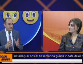 """İctimai Televiziyanın """"Addım-Addım"""" verilişinin 22 oktyabr 2018-ci il tarixli buraxılışı"""